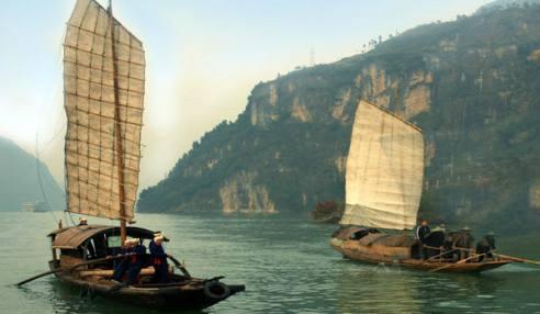 巴东旅游链子溪景区图片