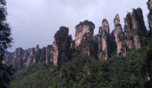 张家界森林公园相册|黄石寨|金鞭溪|天子山|袁家界|杨家界|武陵源|黄龙洞|宝峰湖
