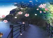 爱上三峡奇潭的10个理由,宜昌三峡奇潭景区十里樱花观赏园
