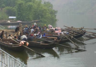 巴东神农溪,宜昌到奉节长江三峡旅游景点