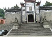 宜昌旅游景点黄陵庙恢复开放,三峡古建筑群黄陵庙景区