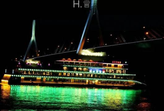 宜昌夜游图片,宜昌长江夜游、夜游三游洞、夜游西陵峡