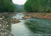 宜昌旅游新去处,到远安三峡水乡风景区九子溪,体验彭家湾四季漂流