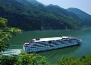 长江黄金一号游轮  宜昌到重庆三峡五日游