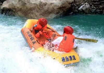 宜昌漂流迎来新成员-远安宝华寺漂流(横鼎漂流)预计6月正式开漂