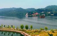 宜昌天龙湾旅游,森林养生基地,探访湿地公园,船游清江百岛湖