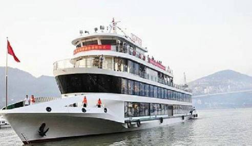 高峡平湖游轮一号二号三号五号六号_船进神农架|宜昌太平溪-兴山峡口航线