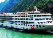 长江黄金六号游轮设施介绍、航期、价格、预订 宜昌重庆三峡豪华游船黄金系列