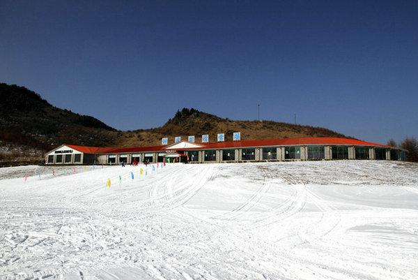 神农架滑雪场4