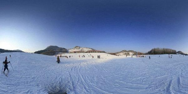 神农架滑雪场3
