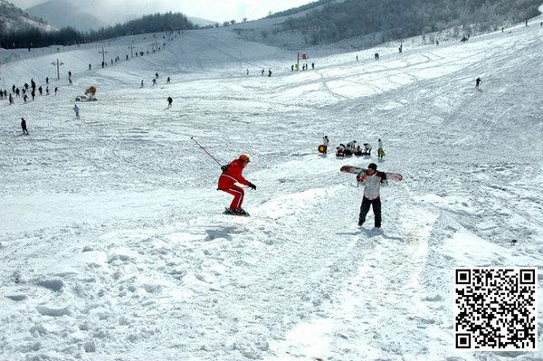 船进神农架滑雪二日游