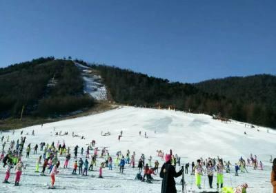 天冷了,一起去神农架滑雪吧,宜昌到神农架国际滑雪场二日游直通车天天发团