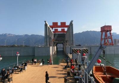 宜昌到三峡大坝升船机旅游时间调整,升船机上行每天11点和17点