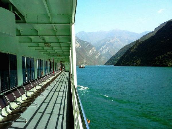 新高湖走廊