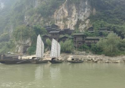 宜昌三峡全景二日游,三峡大坝三峡人家西陵峡全景游