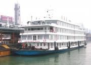 宜昌到奉节三峡游船攻略:银月亮号三峡旅游船