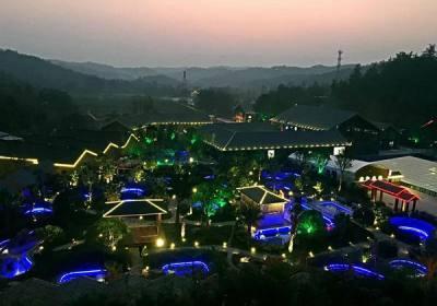 2018国庆节期间宜昌远安旅游 武陵峡太清洞推出系列优惠活动