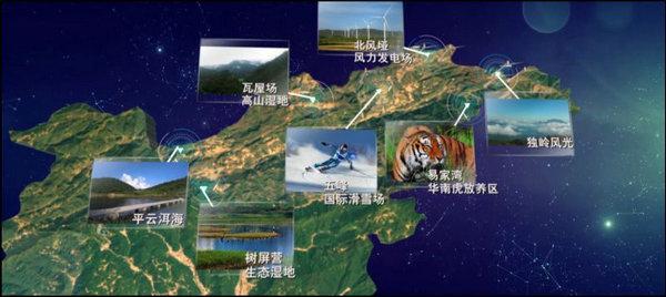 五峰滑雪场规划图7