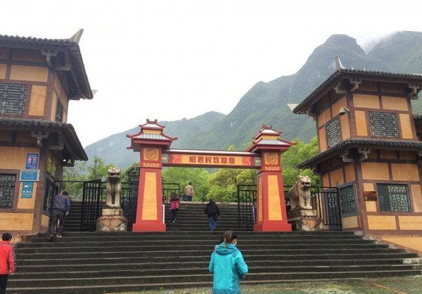 昭君纪念馆 (1)