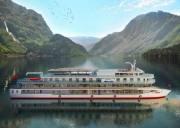 长江三峡十号豪华游轮,宜昌三峡两坝一峡豪华游船