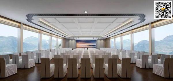 长江三峡十号一楼影视厅
