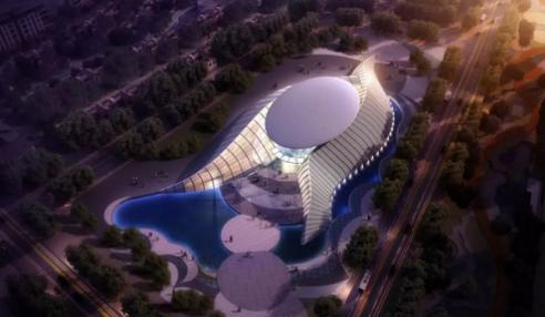 鲟龙湾文化旅游产业园