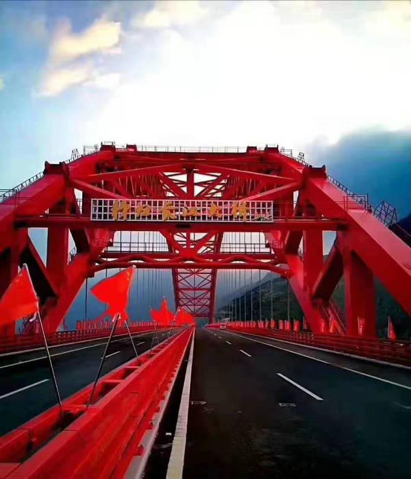 秭归长江大桥1