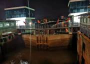2019年11月1日起宜昌长江夜游开船时间改为每晚19点