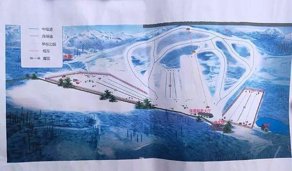 绿葱坡滑雪场4