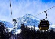 巴东绿葱坡滑雪场六大优势,打造华中设施配置级别高、雪道丰富、接待能力强的顶级滑雪场