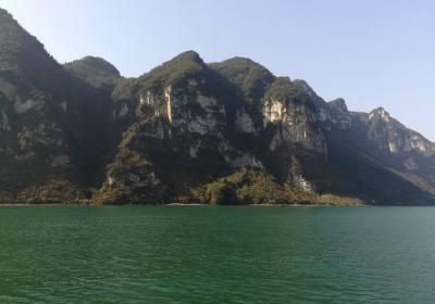 宜昌乘船到葛洲坝船闸三峡人家一日游,宜昌两坝一峡经典线路