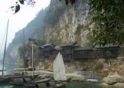 宜昌乘船到三峡大坝三峡人家一日游