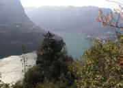 石牌要塞,西陵峡畔三峡人家旅游景点