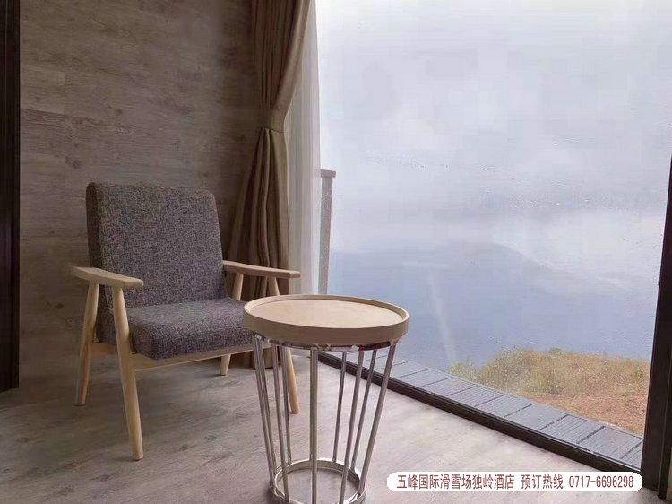 五峰滑雪场独岭酒店5