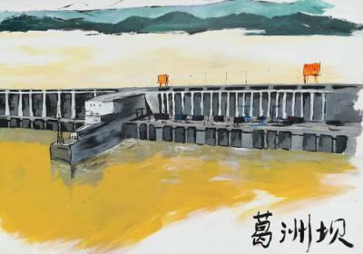 宜昌三峡大坝和葛洲坝2015年累计发电超过1000亿千瓦时,宜昌旅游看三峡大坝