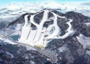 宜昌到绿葱坡滑雪场(恩施巴东滑雪)一日游