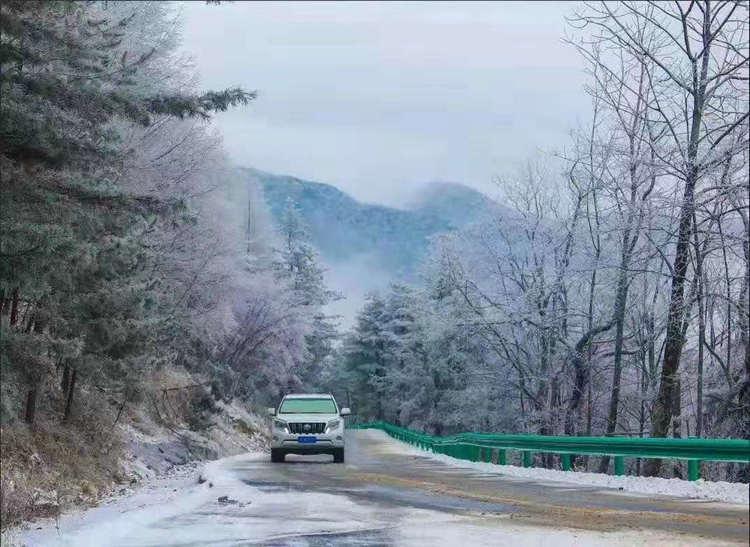 独岭雪景4