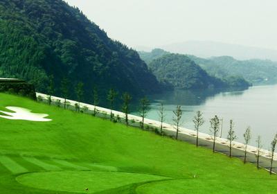 宜昌高尔夫旅游 宜都天龙湾高尔夫俱乐部