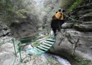 宜昌旅游南津关大峡谷中国十大户外探险经典线路