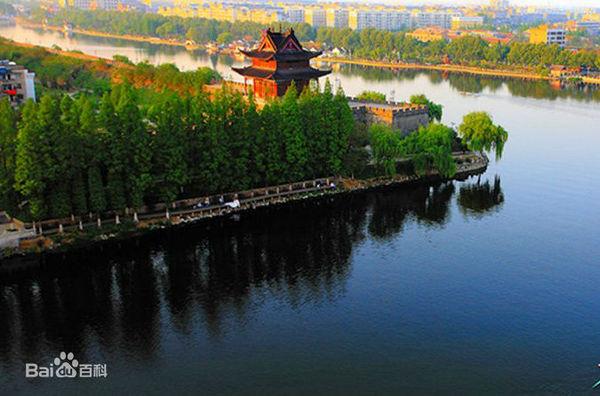 襄阳护城河