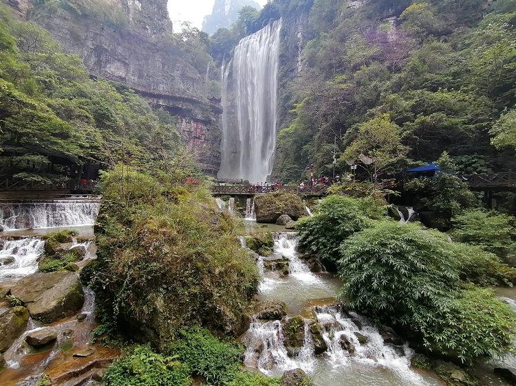 三峡大瀑布 (4)