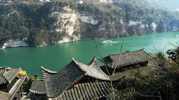 三峡人家俯瞰三峡1