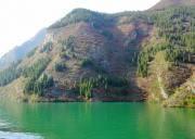 宜昌三峡重现高峡平湖壮美风景,冬季枯水期三峡蓄水175米高程