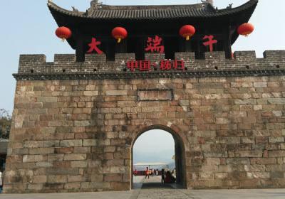 屈原故里风景区再添24处古建筑展示长江三峡人文风情建筑风格