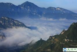 三峡云顶大老岭图片|宜昌海拔最高的旅游景点