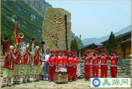 链子崖图片|宜昌秭归旅游景点链子崖|北纬30°的奇迹
