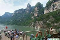 三峡大瀑布、两坝一峡二日游