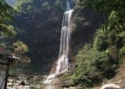 三峡竹海生态旅游区  宜昌秭归旅游景点三峡竹海