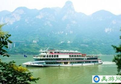 三峡八号游轮:引领宜昌三峡短途观光休闲游