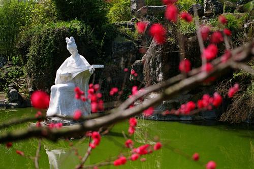 宜昌赏花旅游景点就去西陵峡口风景区世外桃源桃花村